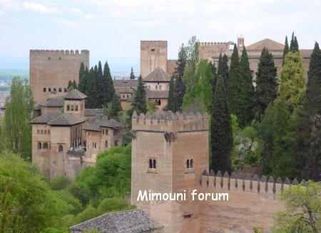 Naissance et mort du Royaume Amazigh Granada-mimouni-forum1-1314c7f