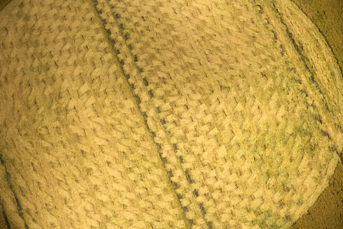 Crop circle de East Field, Nr Alton Barnes, Wiltshire. Le 14.07.09 Gb795c-10e4729