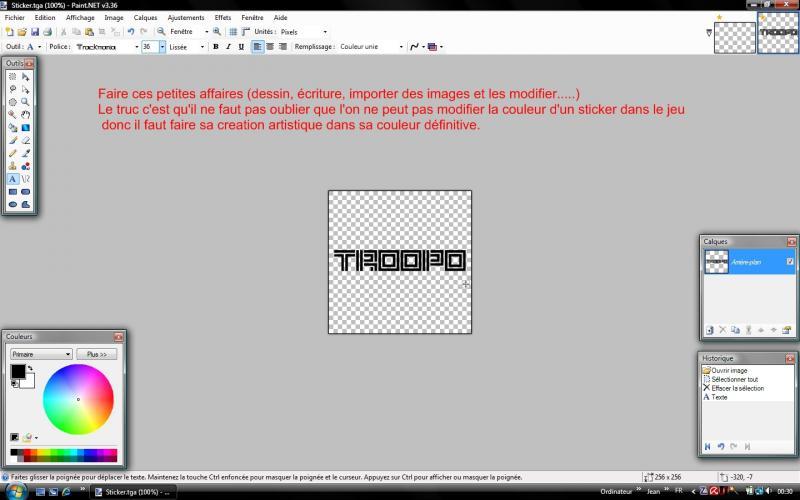 Avis aux amateurs, voici comment créer vos stickers pour Tm 08-114a607