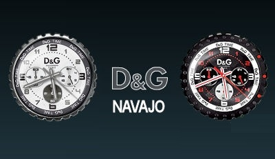 D and G Navajo Clocks Gadgets UmbrellaMOD.CoM