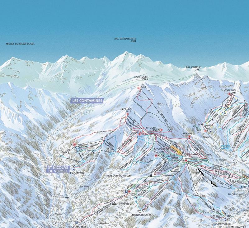 Les Voltigeurs / Megève Mont d'Arbois Voltigeurs-96bd6d