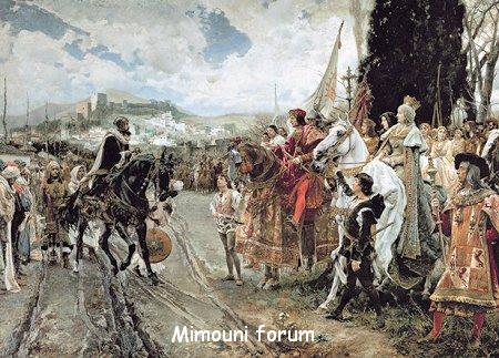 Naissance et mort du Royaume Amazigh Granada-berbre-espagne-1314ac3